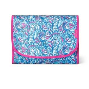Lilly Pulitzer - Hanging Valet Case My Fans Print